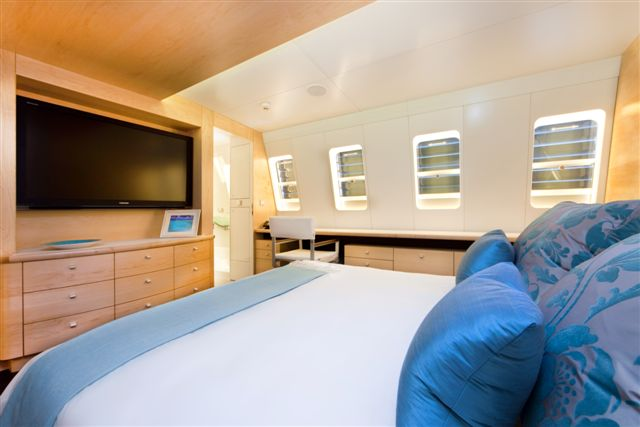 NECKER BELLE -  Master Cabin